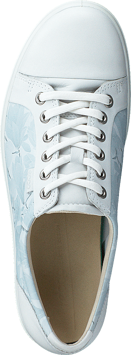 Soft 7 W White/dusty Blue