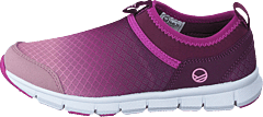 Lente 2 Jr Leisure Raisin Purple