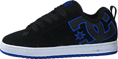 Court Graffik Black/royal
