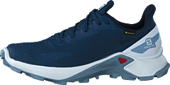 Alphacross Blast Gtx Dark Denim/white/ashely Blue