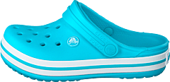 Crocband Clog K Digital Aqua