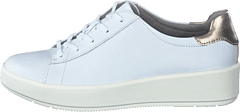 Layton Pace White Leather