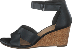 Margree Gracie Black Leather