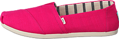 Heritage Canvas Bright Fuchsia