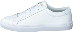 Chop Pt - Vegan Leather - Whit White