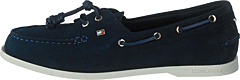 Tommy Essential Boat Shoe Desert Sky Dw5