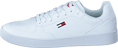 Tommy Jeans Cupsole Sneaker White