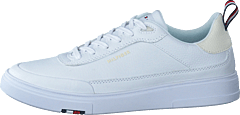 Modern Cupsole Leather White