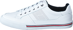 Coporate Leather Sneaker White