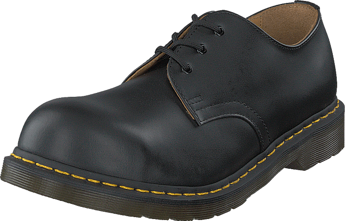 Dr Martens - 1925 5400 3-eye Steel Toe Black