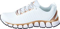 Galaxy Sporty White/bronze