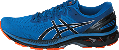 Gel-kayano 27 Reborn Blue/black