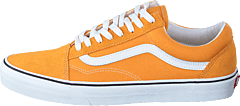 Ua Old Skool Golden Nugget/true White