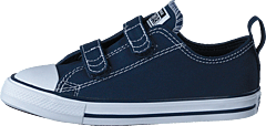 Chuck Taylor All Star 2v Navy/white