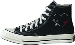 Chuck Taylor All Star Hi Valentine's Day Black