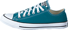 Chuck Taylor All Star Ox Teal Blue