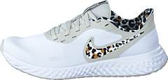 Wmns Revolution 5 Prm White/black-lt Bone-gum Lt Bro