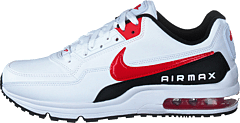 Air Max Ltd 3 White/university Red-black