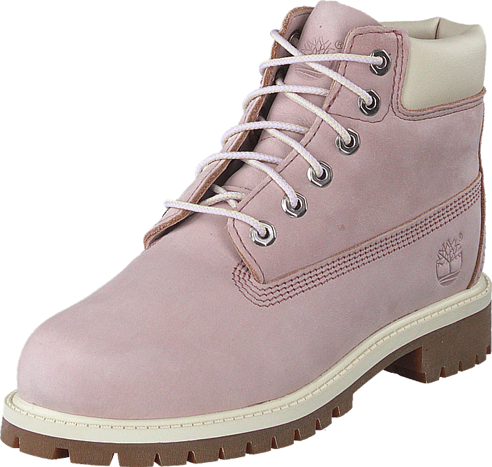 6 Inch Premium Wp Boot Purple