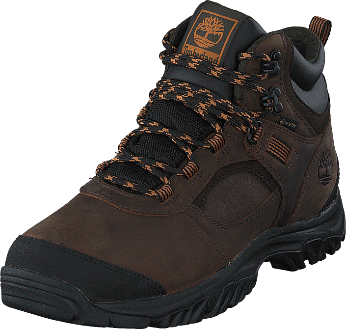 Mt. Major Mid Leather Gtx Brown