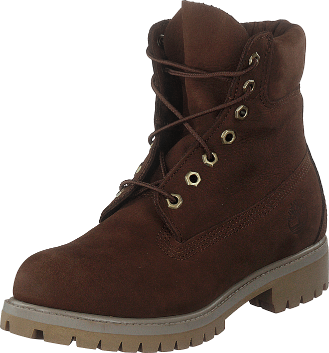 6 Inch Premium Boot Brown