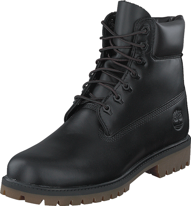 6 Inch Heritage Boot Black