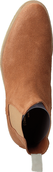 Chelsea Boot In Suede Brown