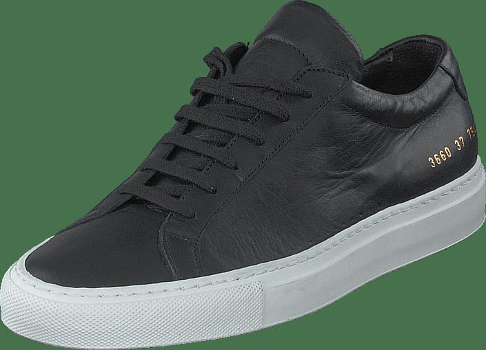 Original Achilles Low With Whi Black