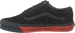X Wtaps Og Old Skool Lx Black