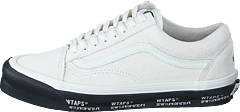 X Wtaps Og Old Skool Lx White