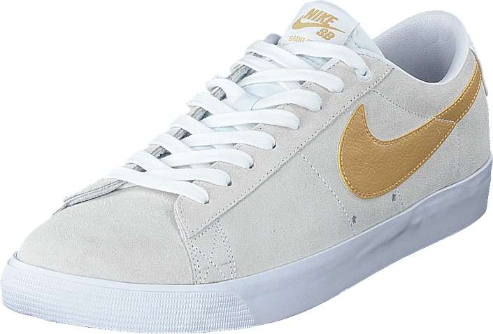 Blazer Low Gt White