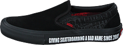 X Baker Slip-on Pro Black