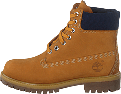 6in Prem Wp Boot Wht Wheat