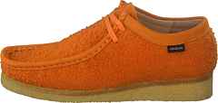 Wallabee Orange Wool