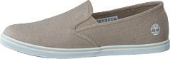 Dausette Slip-on Natural Canvas