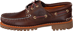 Classic 3 Eye Lug Md Brown Full Grain