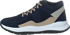 Boroughs Project F/l Ox Navy Suede