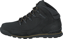 Euro Rock Hiker Black Nubuck