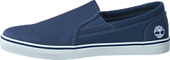 Skape Park Canvas Slip-on Dark Blue Canvas