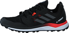 Terrex Agravic Core Black/grey Four/solar Red
