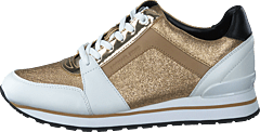 Billie Trainer Pale Gold