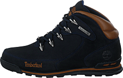 Euro Rock Hiker Medium Blue Nubuck
