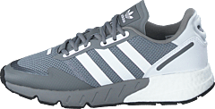 Zx 1k Boost Grey Three/ftwr White/core Bla