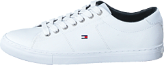 Essential Leather Sneaker White