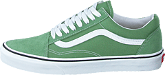 Ua Old Skool Shale Green/true White