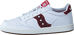 Jazz Court White/red