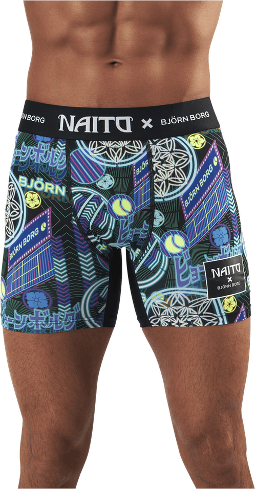 Naito City Philip Shorts Black