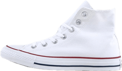 Chuck Taylor All Star Basic Hi White