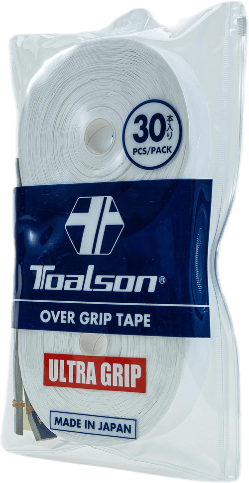 Ultra Grip 30P White