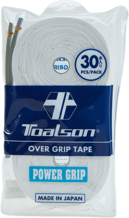 Power Grip 30P White
